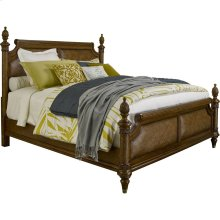 Amalie Bay Panel Bed