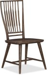 Roslyn County Spindle Back Side Chair