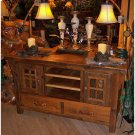 Stony Brooke 2 Door 2 Drawer TV Stand Product Image