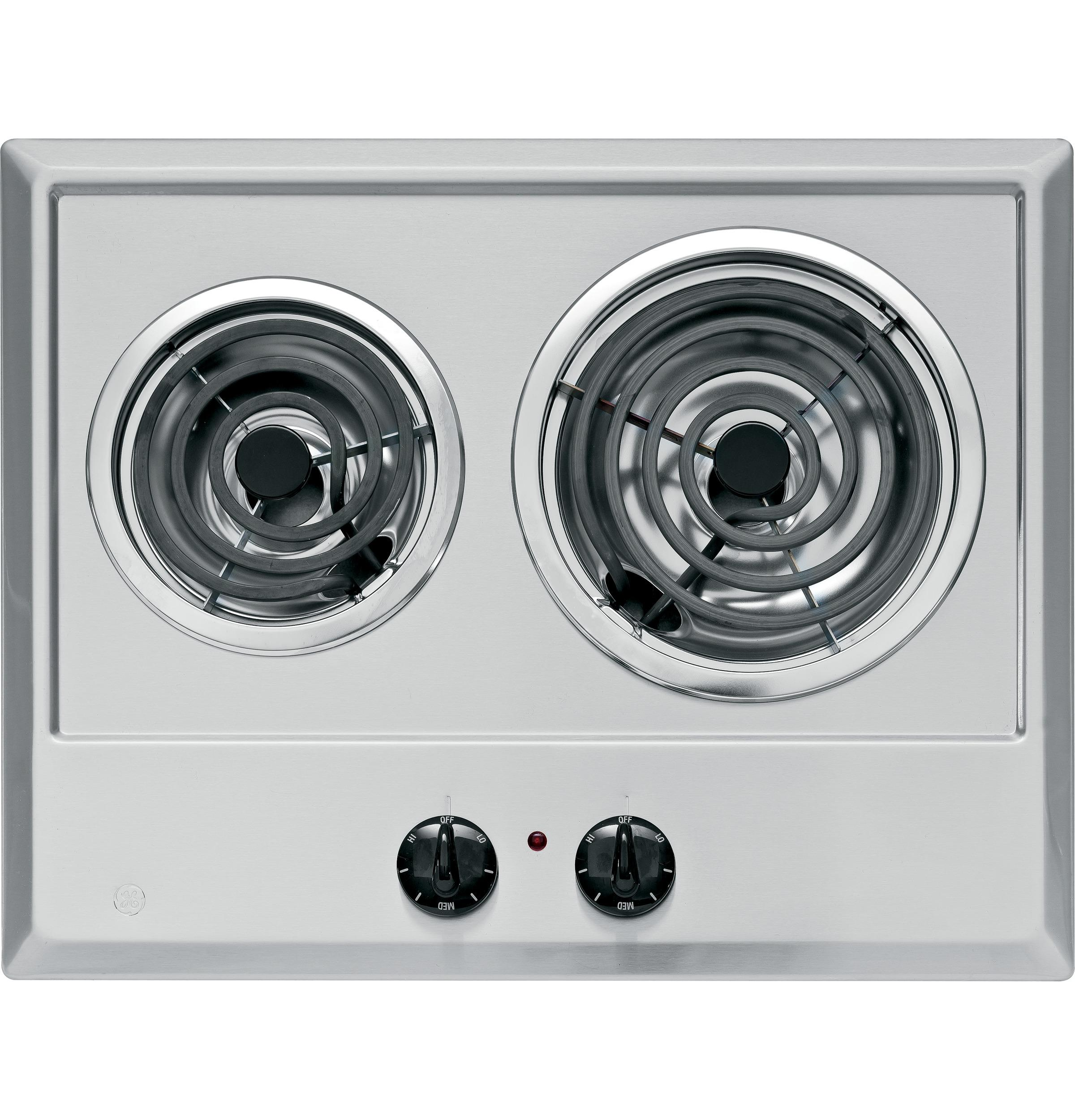 GE(R) Built-In Electric Cooktop