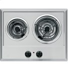 GE® Built-In Electric Cooktop Product Image