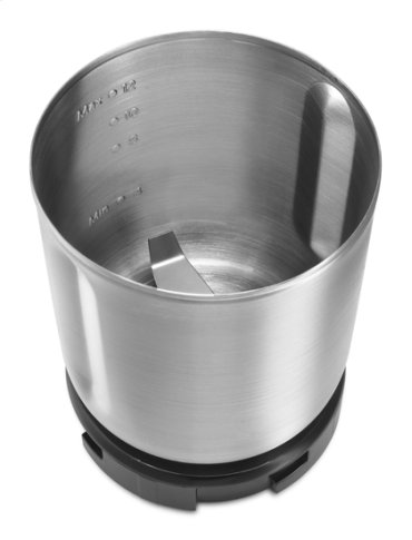 KitchenAid® Blade Coffee Grinder Metal Cup Assembly (Fits model BCG111) - Other