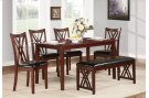 6-Piece Pack Dinette Set Product Image