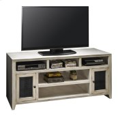 "Calistoga White 66"" TV Console"