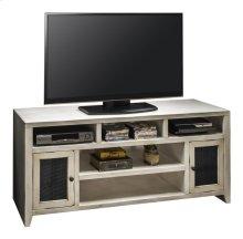 """Calistoga White 66"""" TV Console"""