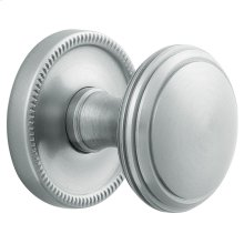 Satin Chrome 5069 Estate Knob