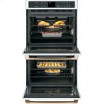 """GE 30"""" Smart Double Wall Oven With Convection"""