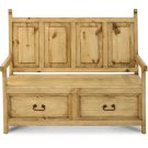 Rustic Bench--Monastery Product Image