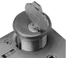 """Cylinder - 1"""", Matte Bronze"""