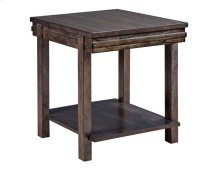 Cantilever End Table