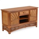 Wicker Console TV Stand 5571 Product Image