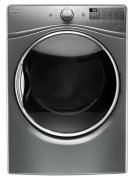 7.4 cu.ft Front Load Electric Dryer with Advanced Moisture Sensing, EcoBoost Product Image