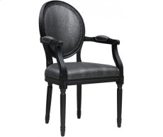 Philip Croc Arm Chair Product Image