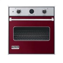 """Burgundy 27"""" Single Electric Premiere Oven - VESO (27"""" Single Electric Premiere Oven)"""