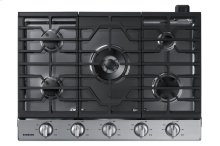 "30"" Gas Cooktop with 19K BTU Dual Burner, NA30N6555TS/AA (Stainless)"