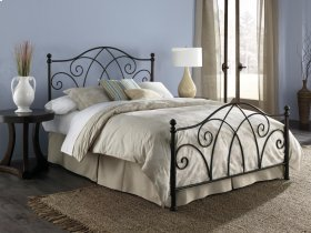 Deland Bed - Available in Full Size, Queen Size, and King Size.  Also available as Headboard only.