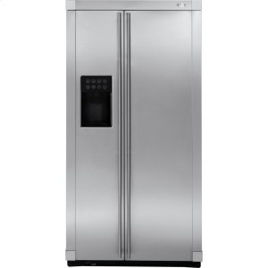MonogramMONOGRAMGE Monogram® Free-Standing Side-by-Side Refrigerator