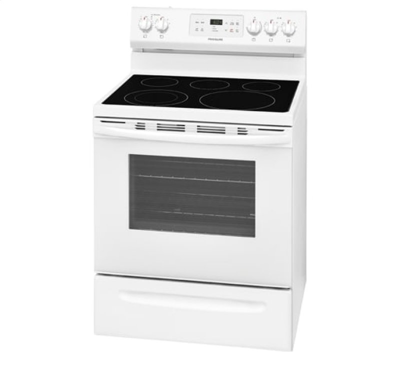 Give Away Price Slighty Used Frigidaire 30 Electric Range
