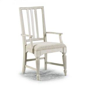 FlexsteelHarmony Upholstered Arm Dining Chair
