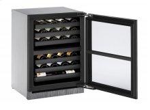 "24"" Wine Captain ® Model Integrated Frame Right-Hand Hinge"