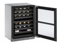 "24"" Wine Captain ® Model Integrated Frame Right-Hand Hinge"