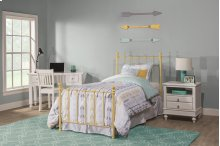 Molly Twin Duo Panel Yellow - Must Order 2 Panels for Complete Bed Set