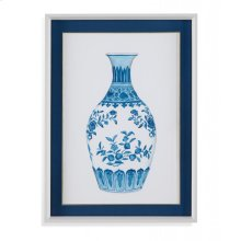 Ming Vase IV Wall Art