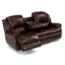 Capitol Leather Power Reclining Sofa
