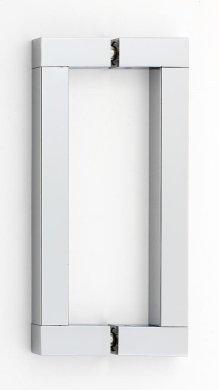 Block Back-to-Back Pull G420-6 - Polished Chrome