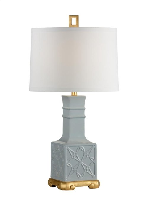 Lila Lamp - Slate