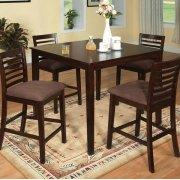 Eaton II 5 Pc. Counter Ht. Table Set Product Image