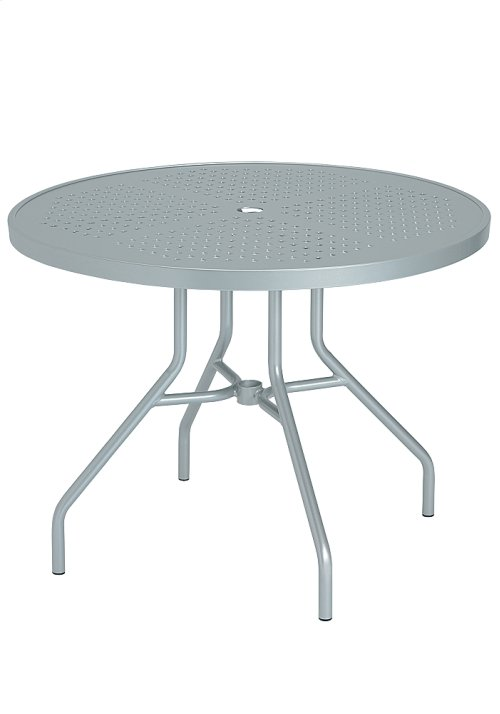 "Boulevard Round 36"" Dining Umbrella Table"