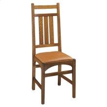 Side Chair, Oak Harvey Ellis Side Chair, No Inlay