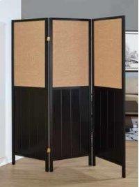 3 Panel Folding Screen Product Image