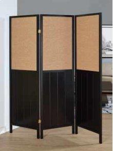 3 Panel Folding Screen