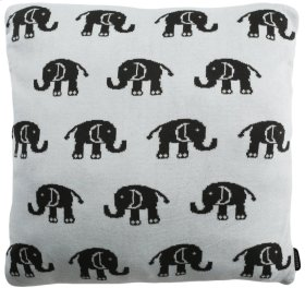 BABY PHANT PILLOW - Sky Blue / Charcoal - Sky Blue / Charcoal