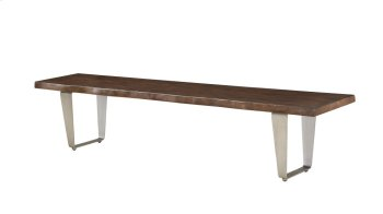 Emerald Home Sommerville Dining Bench Sterling Gray D205-36 Product Image