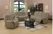 Heaven on Earth 3pc Reclining Living Room Collection