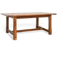 "Sedona Extension Table w/ Refractory Ext. Leaves(2/12"")"