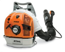 The all-in-one backpack blower that combines power, fuel efficiency, and durability.