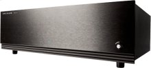 4-channel power amplifier; 125 watts per channel continuous power into 8 ohms.