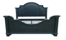 Chesapeake King Bed - Blk