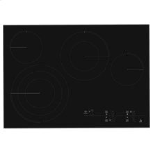 "Oblivian Glass 30"" Electric Radiant Cooktop with Glass-Touch Electronic Controls"