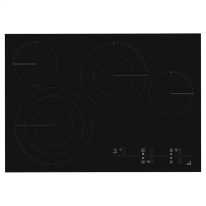 "JENN-AIROblivian Glass 30"" Electric Radiant Cooktop with Glass-Touch Electronic Controls"