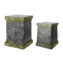 S/2 Square Pedestals