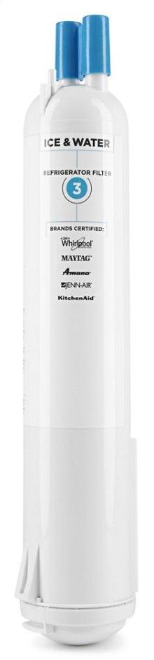 Ice & Water Refrigerator Filter 3