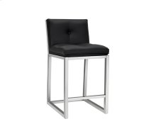 Alba Counter Stool - Black