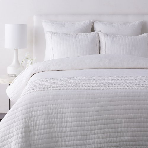 """Lindon LDN-6001 68"""" x 86"""" Twin Quilt"""