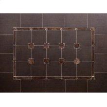 Trax - Backsplash Silicon Bronze Brushed