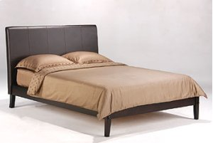 Coriander Bed in Dark-Brown/Dark Chocolate